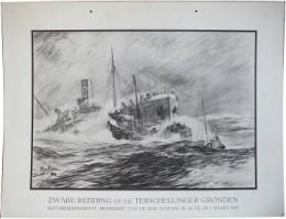 Serie - [Redding op zee]